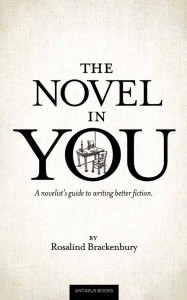 The Novel In You by Rosalind Brackenbury