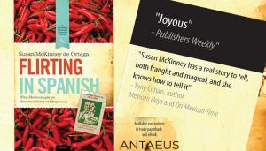 Susan McKinney | Flirting in Spanish